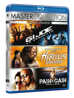 Dwayne Johnson Master Collection (3 Blu-Ray)