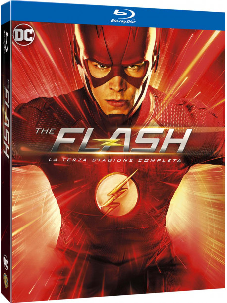 Flash (The) - Stagione 03 (4 Blu-Ray)