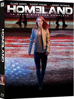 Homeland - Stagione 06 (3 Blu-Ray)