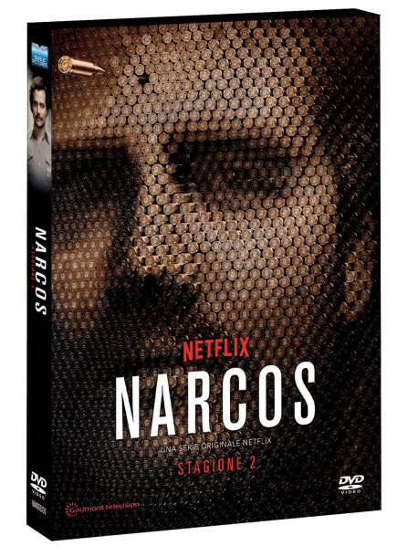 Narcos - Stagione 02 (Special Edition O-Card)