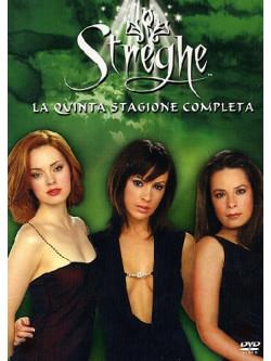 Streghe - Stagione 05 (6 Dvd)