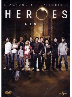 Heroes - Genesi (Episodio 01)