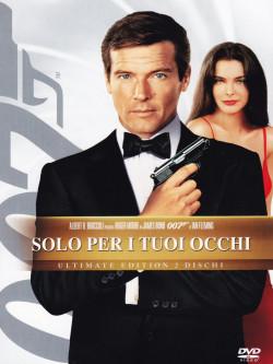 007 - Solo Per I Tuoi Occhi (Ultimate Edition) (2 Dvd)