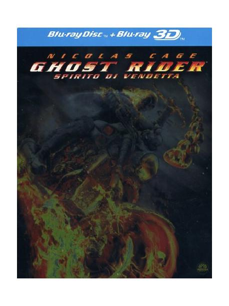 Ghost Rider - Spirito Di Vendetta (Blu-Ray+Blu-Ray 3D)