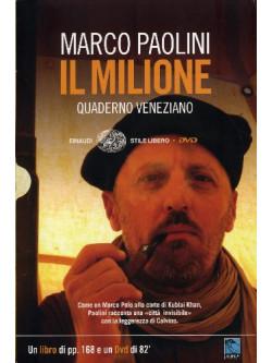 Milione (Il) (Marco Paolini) (Dvd+Libro)