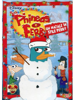 Phineas E Ferb - Un Natale In Stile Perry