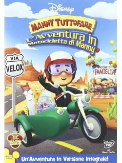 Manny Tuttofare - L'Avventura In Motocicletta / Mamma Mirabelle 06 (2 Dvd)