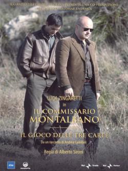 Commissario Montalbano (Il) - Il Gioco Delle Tre Carte
