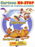 Cartoon No Stop 04 - Willy Il Coyote / Scooby Doo (2 Dvd)
