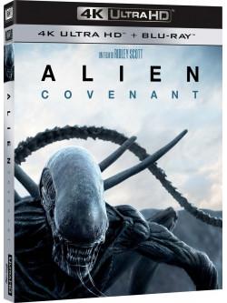 Alien: Covenant (4K Ultra Hd + Blu-Ray)