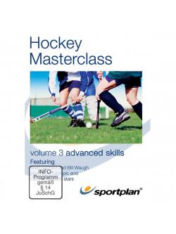 Hockey Masterclass Vol 3 Advanced Skills [Edizione: Regno Unito]