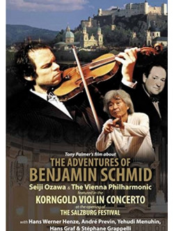 Benjamin Schmid - World Of Benjamin Schmid (The)[Edizione: Regno Unito]