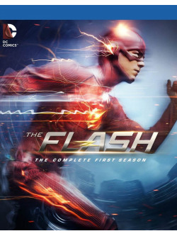 Flash (The) - Stagione 01 (4 Blu-Ray)