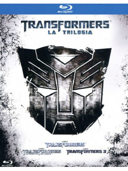 Transformers - La Trilogia (3 Blu-Ray+Dvd+E-Copy)