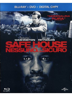 Safe House - Nessuno E' Al Sicuro (Blu-Ray+Dvd+Digital Copy)