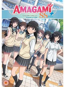 Amagami Ss Plus Collection (3 Dvd) [Edizione: Regno Unito]