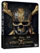 Pirati Dei Caraibi - La Vendetta Di Salazar (Steelbook) (Blu-Ray 3D+Blu-Ray)