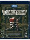 Pirati Dei Caraibi 1/2/3/4 (4 Blu-Ray+Bonus Disc)