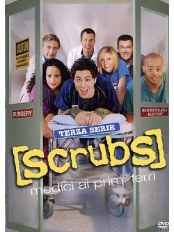 Scrubs - Medici Ai Primi Ferri - Stagione 03 (4 Dvd)