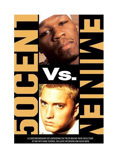 50 Cents Vs Eminem - Under Review (2 Dvd)