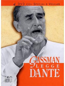 Gassman Legge Dante (4 Dvd)
