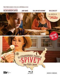 Straordinario Viaggio Di T.S. Spivet (Lo) (Blu-Ray 3D)