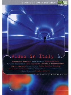 Video In Italy 1 (2 Dvd+Libro)