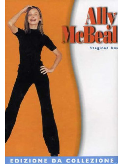 Ally McBeal - Stagione 02 (6 Dvd)