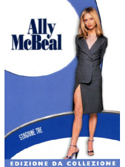 Ally McBeal - Stagione 03 (6 Dvd)