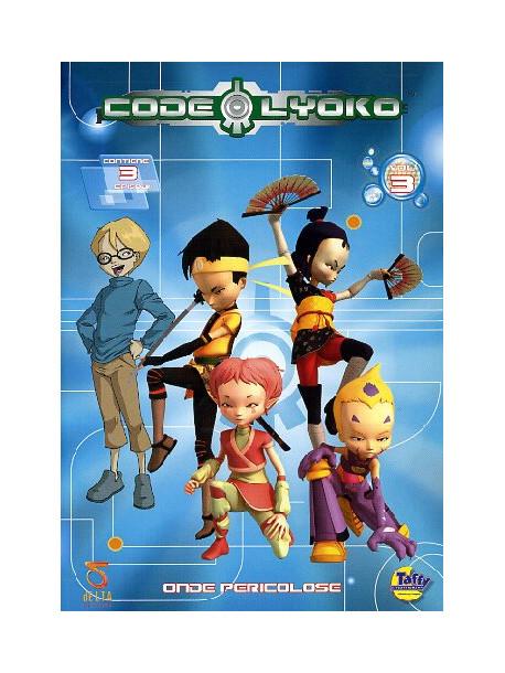 Code Lyoko 03