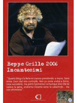 Beppe Grillo - Incantesimi 2006 (2 Dvd)