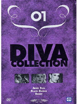 Diva Collection (Aeon Flux / Black Dahlia / Bobby) (3 Dvd)