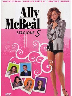Ally McBeal - Stagione 05 (6 Dvd)