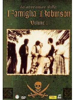Avventure Della Famiglia Robinson (Le) Box 02 (3 Dvd)