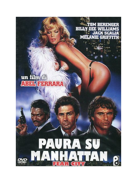Paura Su Manhattan
