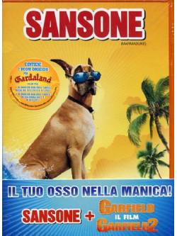 Sansone / Garfield - Il Film / Garfield 2 (3 Dvd)