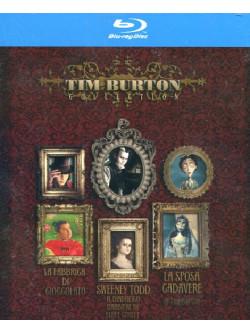 Tim Burton Collection (3 Blu-Ray)