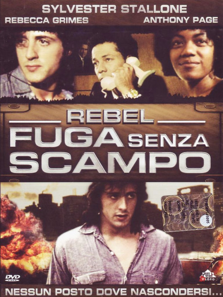 Rebel - Fuga Senza Scampo