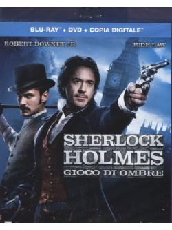 Sherlock Holmes - Gioco Di Ombre (Blu-Ray+Dvd+Copia Digitale)