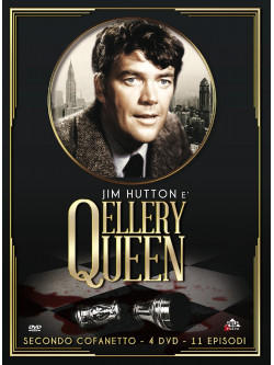 Ellery Queen - Stagione 01 02 (4 Dvd)