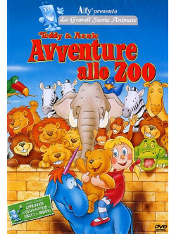 Teddy & Annie - Avventure Allo Zoo