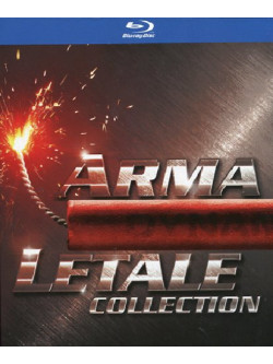 Arma Letale Collection (4 Blu-Ray)
