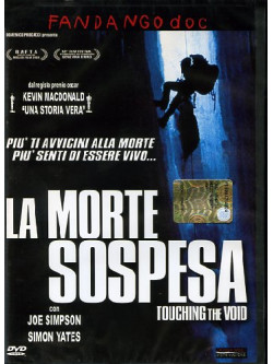 Morte Sospesa (La) - Touching The Void
