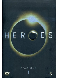 Heroes - Stagione 01 (7 Dvd)