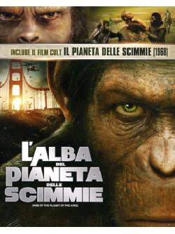 Pianeta Delle Scimmie (Il) / L'Alba Del Pianeta Delle Scimmie (2 Blu-Ray)