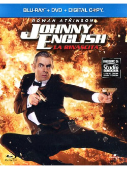 Johnny English - La Rinascita (Blu-Ray+Dvd+Digital Copy)