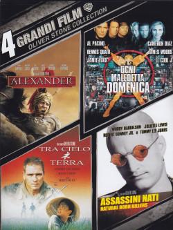 Oliver Stone - 4 Grandi Film (4 Dvd)