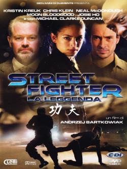 Street Fighter - La Leggenda