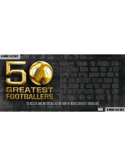 Footballs Greatest (6 Dvd) [Edizione: Regno Unito]