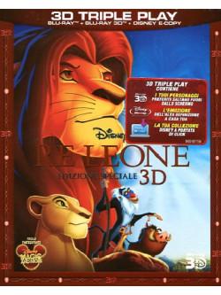 Re Leone (Il) (SE) (3D) (Blu-Ray+Blu-Ray 3D+E-Copy)